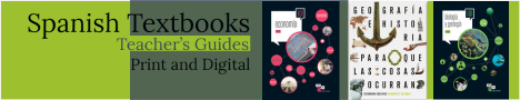 Spanish Print and Digital Textbooks